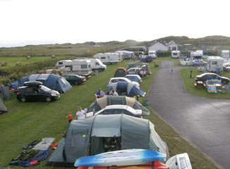 Camping in Banna
