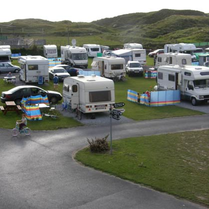 sir rogers facilities caravans